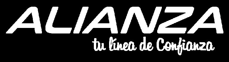 Alianza logo blanco