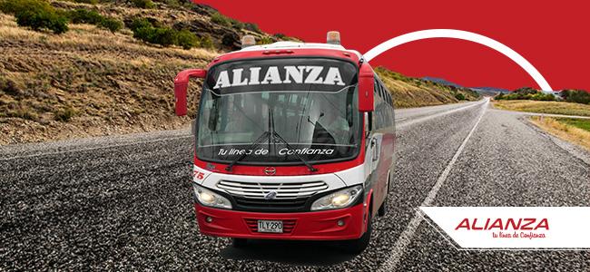 TransAlianza y sus vehículos preparados para viajar en la nueva normalidad