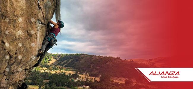 Ruta Bogotá Suesca: un ícono de la escalada en roca